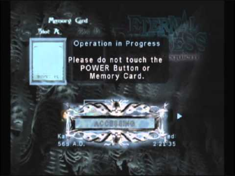 Eternal Darkness Blind Run - Pt 14 - Not Everything Can Go Smoothly