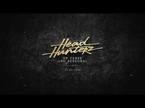 Headhunterz - Up Close and Personal (Event Trailer)
