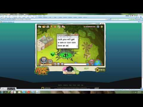 how to get rare and non rare bows in animal jam!