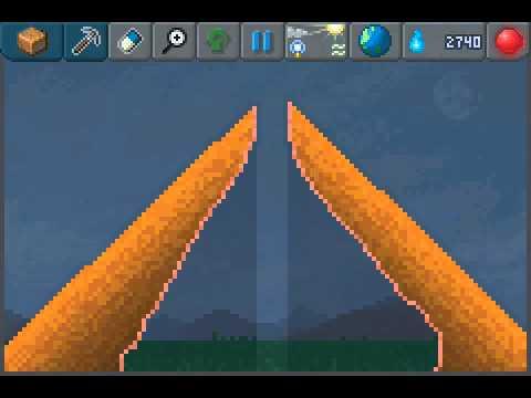 [The Sandbox] Eruption volcanique