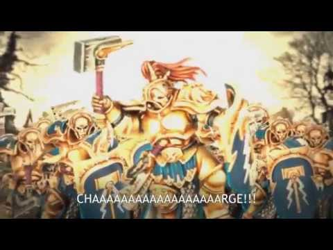 Warhammer Fantasy: Age of PUT IN SPACE MARINES ITS THE ONLY SOLUTION