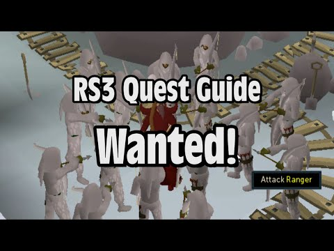 RS3: Wanted! Guide - RuneScape