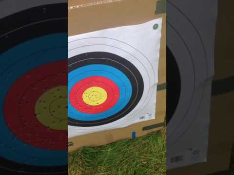 How to make THE BEST DIY TARGET FOR ARCHERY!  **EASY**
