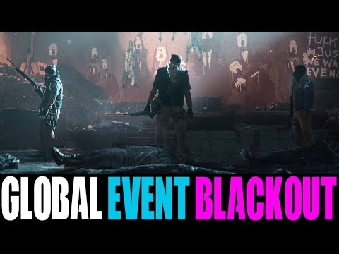 THE DIVISION - 5TH GLOBAL EVENT BLACKOUT, UPDATE 1.8.1 & MORE! (STATE OF THE GAME HIGHLIGHTS)