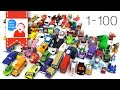 Download           learn to count numbers 1 to 100 for kids with street vehicles tomica MP3,3GP,MP4