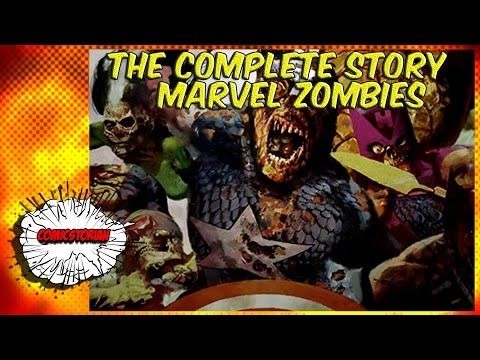 Marvel Zombies Vol. 1 - The Complete Story