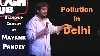 Delhi people have Superpowers | Stand-up Comedy by Mayank Pandey