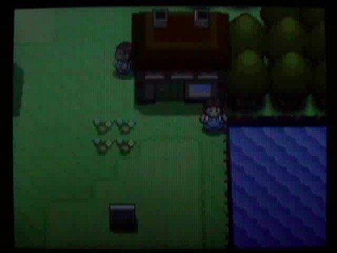 Pokemon D/P Walkthrough Part 32: Pastoria City