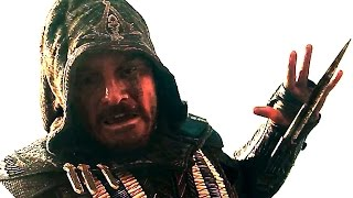 ASSASSIN'S CREED (2016) - Movie TRAILER # 2