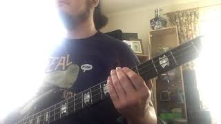Alice in Chains - Man in the Box (Bass Cover)