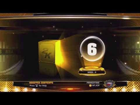 NBA 2k13 My Team - Road To All Gold Legends Episode 1 | 150,000 (150K) VC Pack Opening!