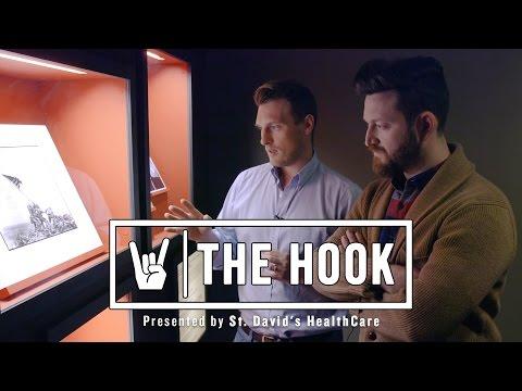 The Hook: Briscoe Center's Texas Treasures