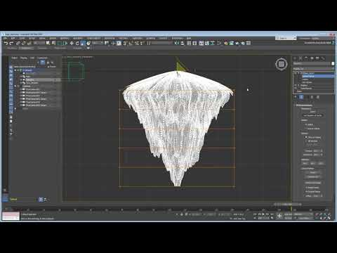 3ds Max Spline Tools - Motion Graphics