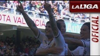 Resumen de Valencia CF (4-0) Osasuna - HD