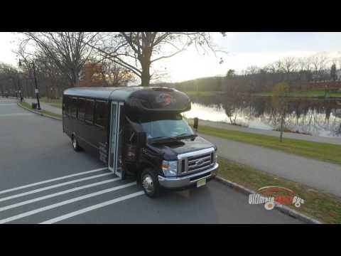 24 Passenger Shuttle Bus ( Ultimate Party Bus )