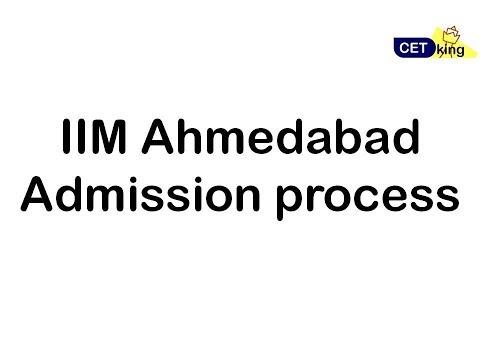 IIM Ahmedabad WAT PI Admission Process Explained!