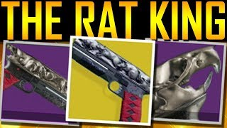 Destiny 2 - HOW TO GET THE RAT KING! Exotic Quest!