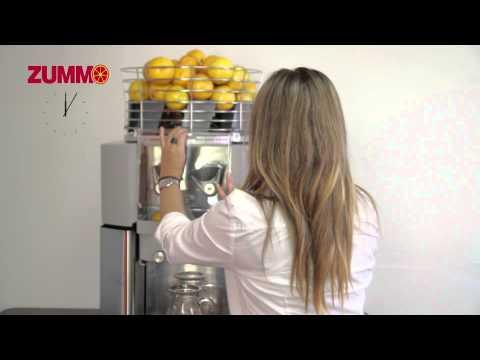 commercial juicer zummo z14