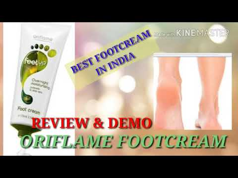 INDIA'S BEST FOOT CREAM/ORIFLAME/REVIEW & DEMO/GLAM INDIAN GIRL