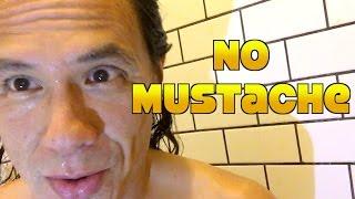 VLOG: Ryan Cuts Off His Mustache Finally!