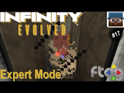 FTOG Expert Infinity #17 - Pink Slime Time - (FTB Infinity Evolved expert mode Let's Play)