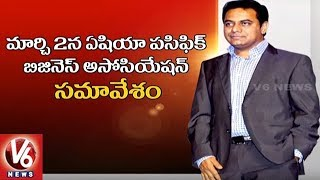 KTR Invited By The German Asia-Pacific Business Association For 98th Annual Summit   V6 News