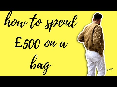 Shopping with a Client - Making Men Look Smarter with Men's Finest #Vlog13