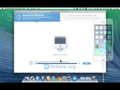 [Mac iPhone 5S Call Log Recovery] Recover iPhone 5S Call History Without iTunes Backup on Mac