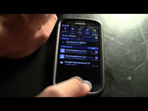 Battery Tips - Samsung Galaxy S3