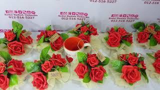 Bunga Sabun Kedai Hadiah OnlineKu