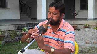 North India: ((REAL)) Traditional Snake Charming Music