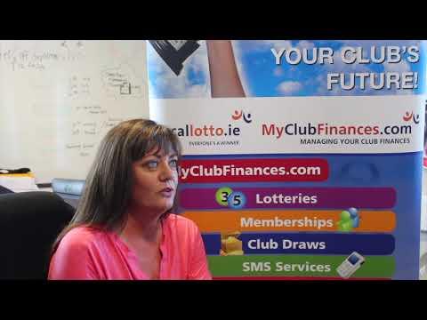Siobhann Short of Drogheda & District Athletic Club on the MyClubFinances.com System