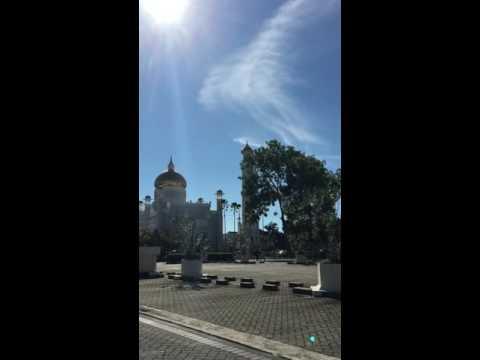 Brunei Islamic call for prayer