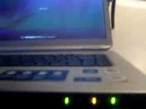 Vaio laptop's Wifi malfunction