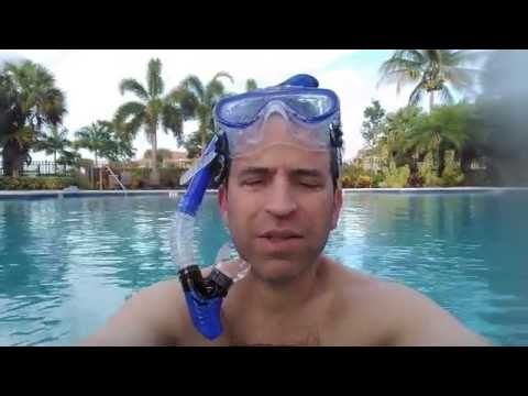 OXA Scuba Diving Snorkel Set Review