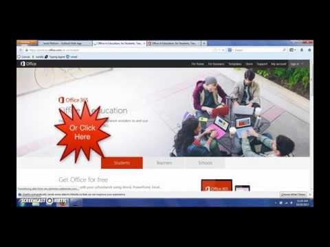 Microsoft 365 and OneDrive Set up Video
