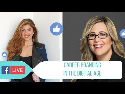 Facebook LIVE with Wendi Weiner: Career Branding In The Digital Age