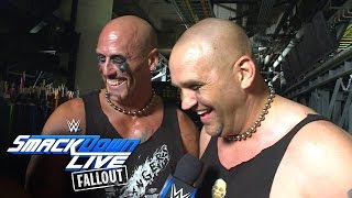 Is this the last we have seen of the Headbangers?: SmackDown Live Fallout, Aug. 30, 2016