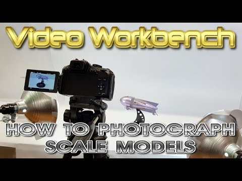 How To Photograph Scale Model Kits | Video Workbench