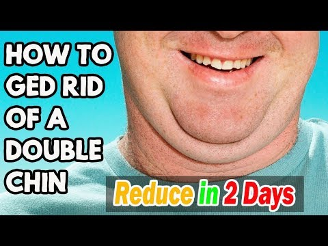 Quick And Easy Exercises To Get Rid Of A Double Chin in 2 Days | How to Reduce Double Chin At Home