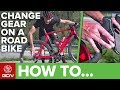 How When To Change Gear On A Road Bike GCNs Pro Tips