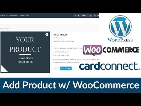 WooCommerce Tutorial - How To Accept Payments On Your Wordpress Website
