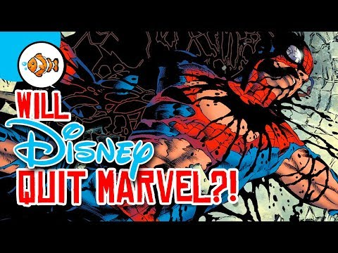 Will Disney QUIT Marvel Comics?!