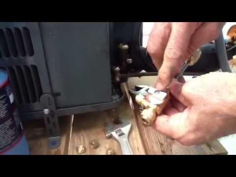 Quickest way to repair freon leak