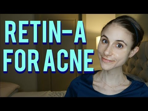 RETIN-A FOR ACNE|Dr Dray Vlogmas Day 21