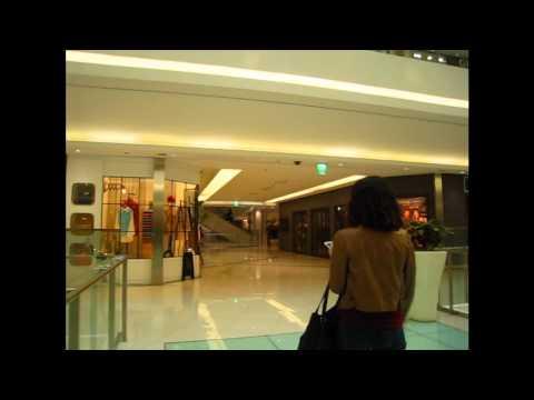 Times Square (Mall) Seoul South Korea Walkthrough March 2013