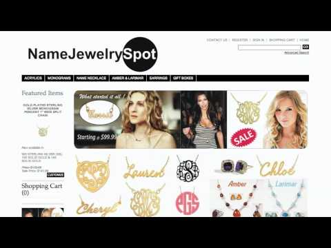 Name Jewelry Spot