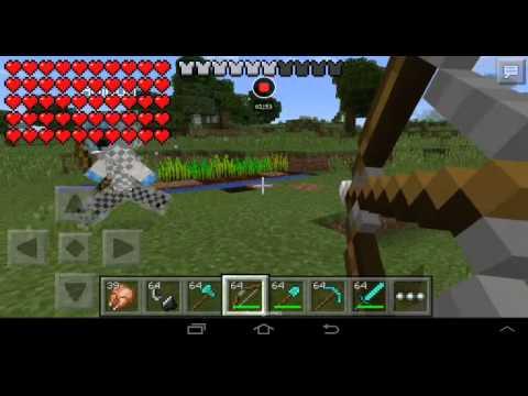 Minecraft PE Super Higher Jump