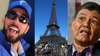 Trompo Loco le responde al alcalde por la Torre Eiffel (compártelo)