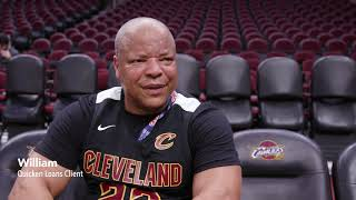 Cavs Court of Dreams Making Dreams Come True for Quicken Loans Clients | Quicken Loans